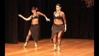 getlinkyoutube.com-Apresentação Dança do Ventre Tango Árabe