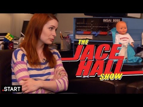 Felicia Day Returns, I Play WoW Redux & The Atari Surprise - The Jace Hall Show Season 5 Ep. 2