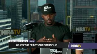getlinkyoutube.com-Colion Noir exposes Politifact's dishonest attempt to defend Anti-Gun Hillary Clinton