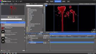 getlinkyoutube.com-Hitfilm Blood Splatter/Drip Overview