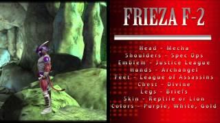 getlinkyoutube.com-DCUO DB Frieza Styles (Bring me to Life Remix)