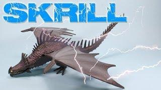 getlinkyoutube.com-Dragons Defenders of Berk Skrill Lightning Strike Attack