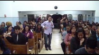Deus Fala com Sua Igreja no Culto UMADEI