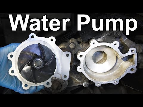 How To Replace a Water Pump and Save $783