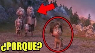 getlinkyoutube.com-MISTERIOS: ¿Porque la familia de Spot tiene el pelo blanco y Spot no en Un Gran Dinosaurio?
