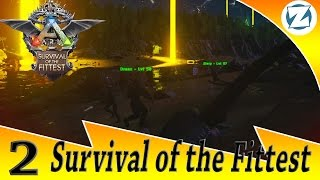 getlinkyoutube.com-Ark Survival Of The Fittest Gameplay w Draax and Sl1pg8r - Ep2 - Massacre