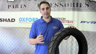 V-Strom DL650 Tires, Adventure tire options from Street to Dirt