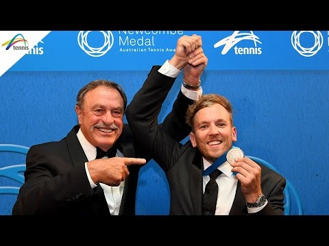 Newcombe Medal Highlights 2016 | Tennis Australia