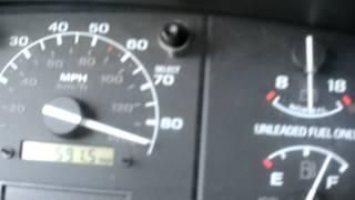 getlinkyoutube.com-80 MPH Speed Limit on the Highway in Utah USA 100 MPH Semi Truck American Trucker