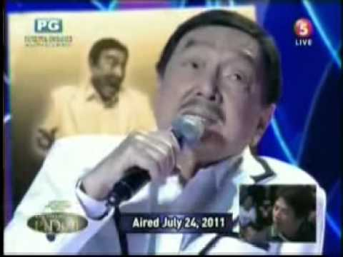 WILLIE REVILLAME PAYS TRIBUTE TO COMEDY KING DOLPHY - JULY 10, 2012
