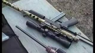 getlinkyoutube.com-FeatherUSA Rav 22LR Take-Down Rifle - WWW.PESHOWS.COM