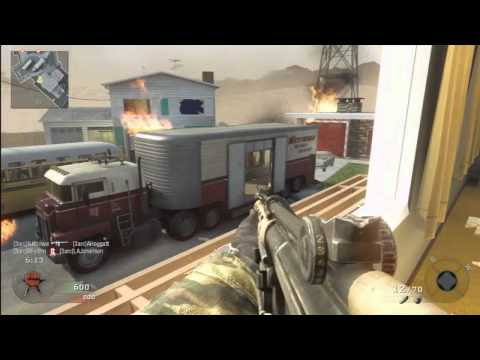 COD: Black Ops Kill Streaks 101 - Example of each Killstreak with Tips On Using Them