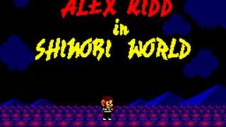 getlinkyoutube.com-Master System Longplay [049] Alex Kidd in Shinobi World (a)