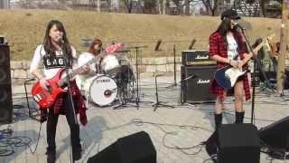 getlinkyoutube.com-Rick Rack 城天ライブ「風におされて」