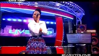 Bucie ft Heavy K - Easy to love  Live Amp Performance width=