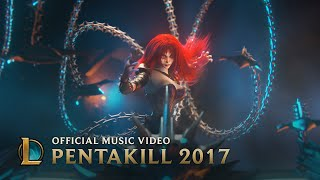 Pentakill: Mortal Reminder [OFFICIAL MUSIC VIDEO] | League of Legends Music width=