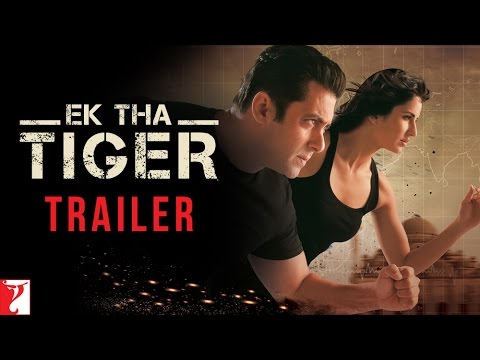 Ek Tha Tiger - Trailer with (English Subtitles)