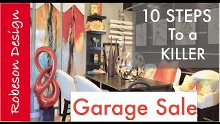 getlinkyoutube.com-Interior Design   $15,000 Garage Sale ... SERIOUSLY!
