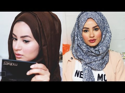 Get Ready With Me : Make-up Tutorial, Hijab Tutorial & Outfit of the day!