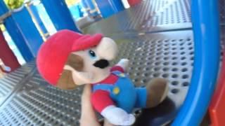 Mario and Luigi go to the park!