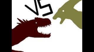 getlinkyoutube.com-Pivot Battle Arena SEASON 1#: Parasaurolophus VS Allosaurus