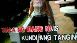 lina C Badas and mae ann kumpa duit with song nang maka piling ka