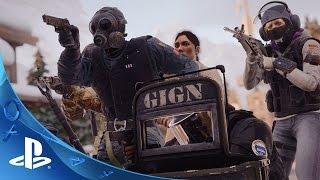 getlinkyoutube.com-Tom Clancy's Rainbow Six Siege - Gameplay Trailer Fall 2015   PS4
