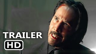 John Wick 2 Official Trailer # 3 (2017) Keanu Reeves Action Movie HD
