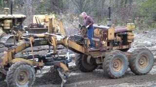 getlinkyoutube.com-Big Dig 2009 - 10/27/2009 - West siding grading