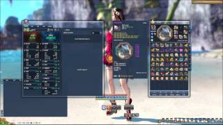 getlinkyoutube.com-[Blade & Soul] Force Master - PVP (Setting)