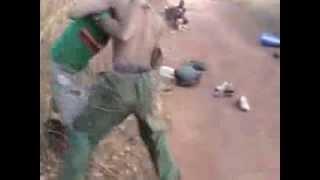 real zambian fight
