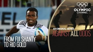 Jerry Tuwai's Inspiring Story with Fiji Rugby | Against All Odds