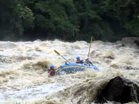 White water rafting San Gil Colombia
