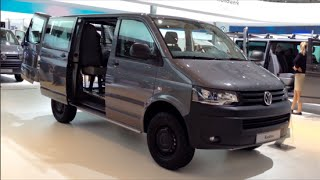 getlinkyoutube.com-Volkswagen T5 Rockton 2015 In detail review walkaround Interior Exterior