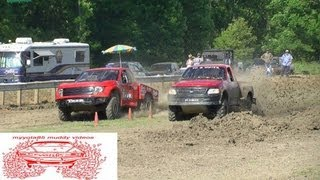 getlinkyoutube.com-HORSE SHOE MUD RACE SUPER MOD!!