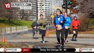 Turkey Trot Chicago 5K-8K 2017