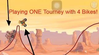 getlinkyoutube.com-Playing ONE Tourney with FOUR Bikes!
