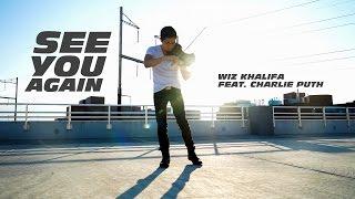 getlinkyoutube.com-See You Again - Wiz Khalifa feat. Charlie Puth - Violin Cover by Daniel Jang
