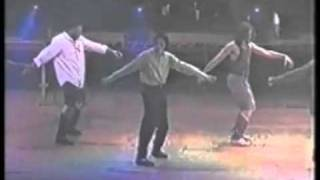 getlinkyoutube.com-Michael Jackson Thriller (Rehearsal) 1992