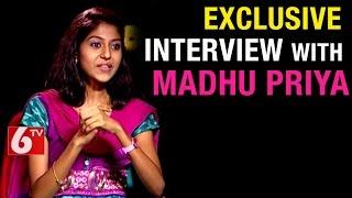 getlinkyoutube.com-Telangana Folk Singer Madhu Priya Interivew in Odavani Muchata | 6 TV Telangana
