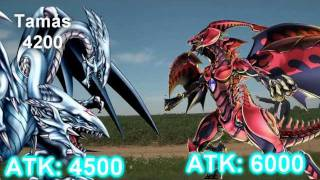 getlinkyoutube.com-Yugioh Real Life Duel Ultimate Edition Red nova vs Blue-eyes Ultimate Dragon ENGLISH SUBTITLE