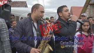 Godici Tunete si Fulgere -Toni de la Brasov - LIVE - Colaj - Mega Show - Nunta - * NOU *