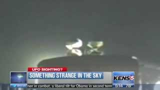 UFOs Swooping Down On Cotulla? 2013 HQ