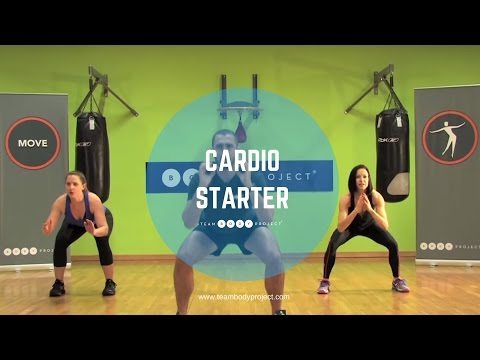 Low Impact 30 minute cardio workout- Beginner/intermediate