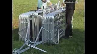 getlinkyoutube.com-Alligator Mobile Sheep Handling System