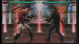 getlinkyoutube.com-TEKKEN 6 BR - Dragnov(Nobi) vs Bryan(Bribrimaru)