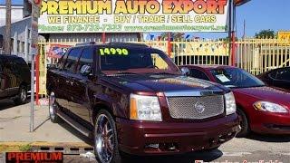 getlinkyoutube.com-2002 Cadillac Escalade EXT Custom