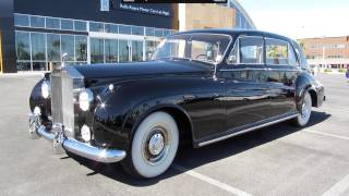 getlinkyoutube.com-1960 Rolls Royce Phantom V Limousine w/ Body By James Young Start Up, Exhaust, and In Depth Tour