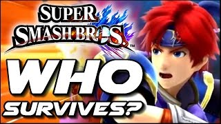 getlinkyoutube.com-Super Smash Bros WHO CAN SURVIVE Roy's Flare Blade? (Wii U)