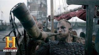 getlinkyoutube.com-Vikings: Best of Floki - Season 3 | History